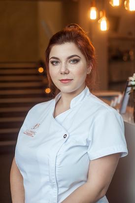 Oleksandra Kholevinska - lekarz dentysta
