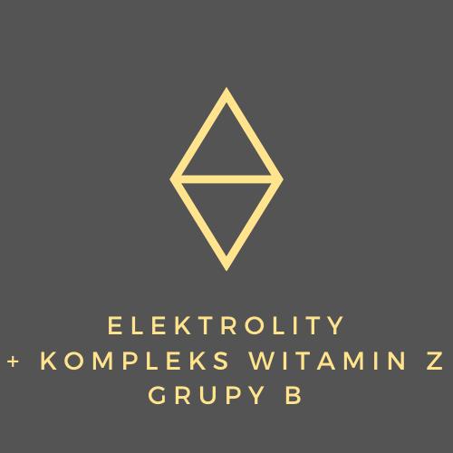 elektrolity witaminy B